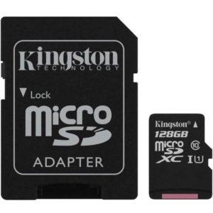 KINGSTON Canvas Select microSD 128GB