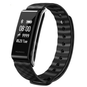 MONTRE CONNECTEE BLUETOOTH HUAWEI COLOR BAND A2 NOIRE