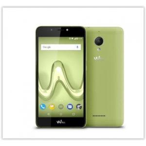 SMARTPHONE WIKO TOMMY 2 PLUS 4G ECRAN HD 5,5 '' MEMOIRE 16 GIGA VERT