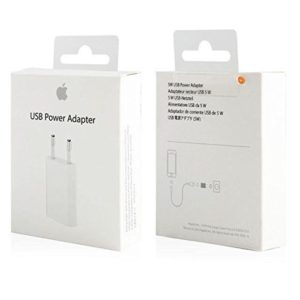 APPLE Chargeur USB (5W) MD813ZM