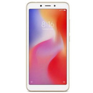 SMARTPHONE XIAOMI REDMI 6A 4G ECRAN HD+ 5,45 '' MEMOIRE 16 GIGA DUAL SIM OR