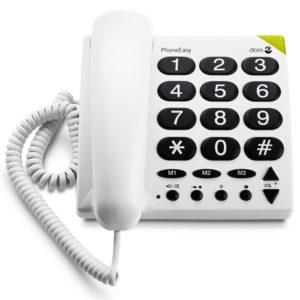DORO PhoneEasy 311C (Blanc)