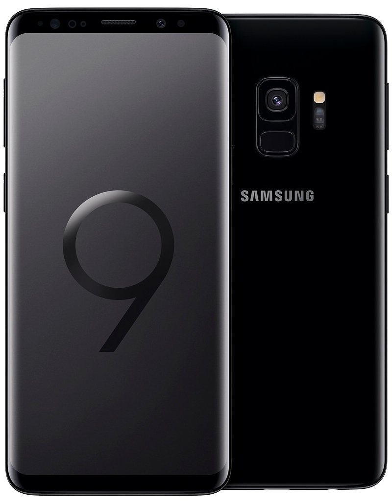 SAMSUNG GALAXY S9 / G960F 64GB RECONDITIONNÉ GRADE A+ COMME NEUF NOIR