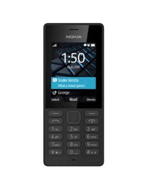 Nokia 150 Dual-SIM Black EU