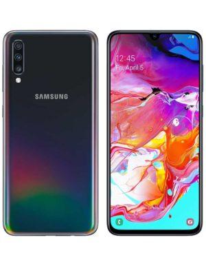 SAMSUNG A705 GALAXY A70 4G 128GB DUAL-SIM NOIR EU
