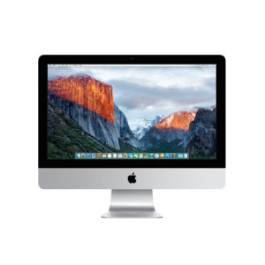 "iMac 21.5"" (Fin 2015) – 8GB RAM – 1TB HDD – Intel Core i5 2.8Ghz – Grade A"