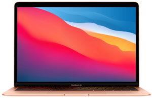 MacBook Air 13 pouces puce M1 2020