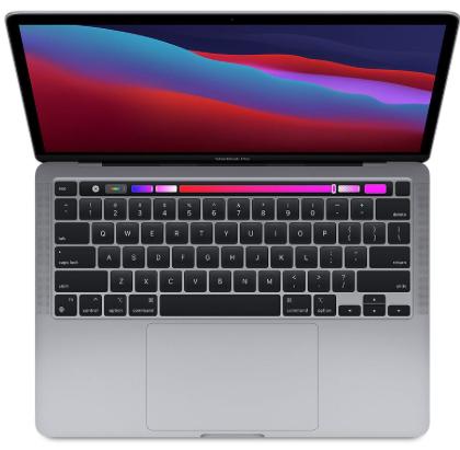 MacBook Pro 13 pouces - Gris sidéral 2020 puce M1