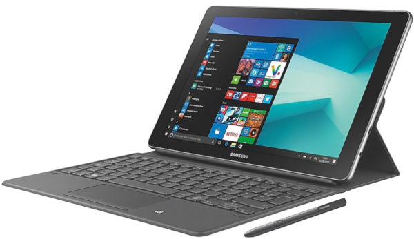 Galaxy Book (12'', Windows 10 Famille, 128 Go, Wi-Fi)
