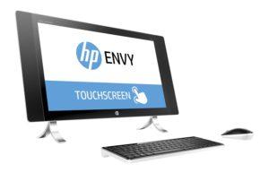 Ordinateur tout-en-un HP ENVY - 27-p001nf (tactile)