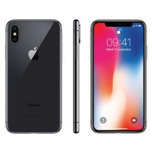 IPHONE-X-256GO-Noir