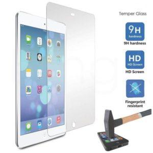 verre trempé iPad